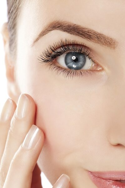 lashes after latisse